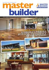 2013 dec 2014 jan master builders wa magazine by master builders