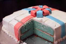 baby gender reveal cakes 12 seriously adorable gender reveal