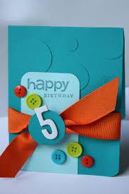 boy birthday card u2013 diy real