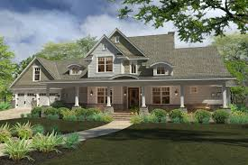 Farmhouse House Plans With Porches Porches And A Deck 2064ga Country Farmhouse Photo Gallery Plan