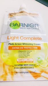 Serum Vitamin C Garnier skincare garnier light complete multi whitening uv