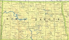 Map Of United States Zip Codes by North Dakota Zip Code Map