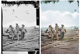 civil war color painstakingly