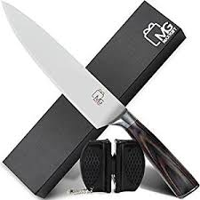 razor sharp kitchen knives amazon com maxygift 8 chef kitchen knife sharpener high carbon