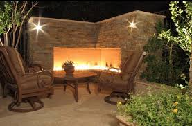 outdoor fireplace mesa az photo gallery landscaping network