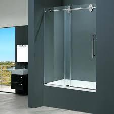 Trackless Bathtub Doors Glass Door For Tub U2013 Seoandcompany Co