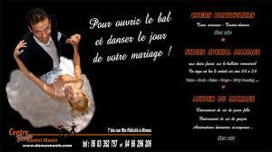 cours de danse mariage cours de préparation au mariage du centre de danse daniel manin