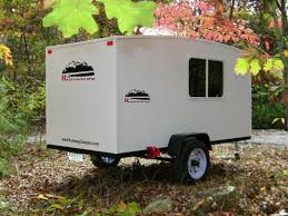 harbor freight trailer camper plans google search trailer