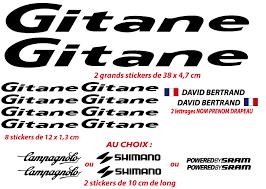 kit gitane xxl complet milestones