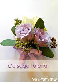 how to make corsages and boutonnieres tutorial how to make a corsage like a pro