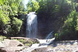 South Carolina waterfalls images Twin falls pickens county south carolina jpg