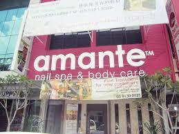 average angeline amante nail spa u0026 body care cheras taman segar