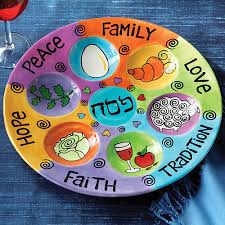 passover seder supplies creative seder plates for passover