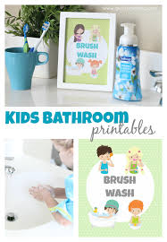 Fun Kids Bathroom - kids