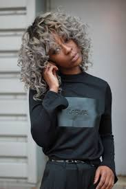 best 20 dyed gray hair ideas on pinterest silver ombre hair