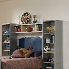 Bookcase Headboard White by Fresh Bookshelf Headboard Design U2013 Home Improvement 2017