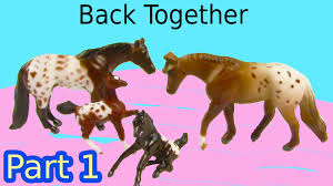 minnie whinnies breyer series back together part 1 friends