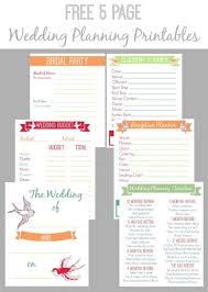 wedding planner license pleasant wedding planning sheets printable printables