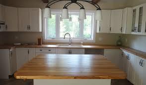 comptoir cuisine bois comptoirs de cuisine en bois les planches à découper pic bois