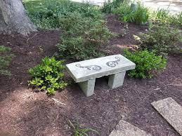 Backyard Bench Ideas Build A Concrete Garden Bench For Less Than 30 Hometalk