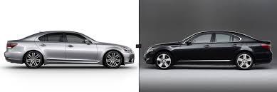 lexus ls 460 vs audi a8 new photo gallery of 2013 lexus ls460 and ls460 f sport sedans