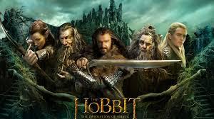 download 2560x1440 hobbit desolation smaug poster