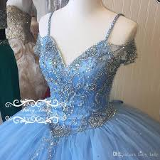 cinderella quinceanera ideas cinderella blue shoulder quinceanera dresses with sleeves