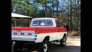 1972 ford f250 cer special 1972 ford f250 high boy 4x4