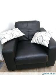 fauteuil cuir noir ikea fauteuil cuir noir wonderful bon coin canape