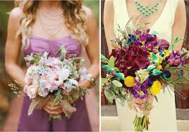vintage bouquets wedding trends rustic vintage wedding bouquets the magazine
