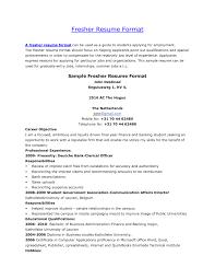 Best Resume Hobbies by Sample Resume Headline For Freshers Resume For Your Job Application