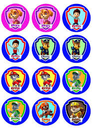 paw patrol free printable kit is it for parties is it free is