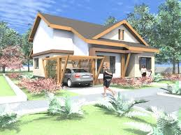 modern one bedroom house plans featuring modern house design