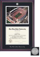ohio state diploma frame diploma frames barnes noble the ohio state bookstore