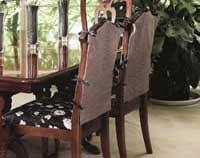 Chair Back Covers For Dining Room Chairs Easy To Sew Chair Back Covers For Wood Chairs Matt And Shari