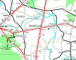 Camden County Maps County Of Brantley Georgiainfo