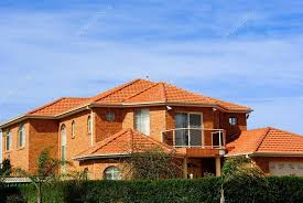 House With Terracotta Roof Tiles U2013 Stock Editorial Photo Bolina