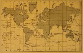 1600 Map Of America by Exploration Maps And Charts Discovery Of Australia By Sea