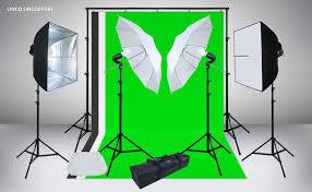 Video Backdrops Amazon Com Linco Lincostore Photo Video Studio Light Kit Am142