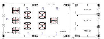 Exhibition Floor Plan Exhibition Floorplan Icmat 2017