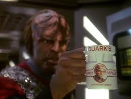 Worf Memes - worf with quark mug star trek know your meme