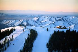 a one day winter itinerary for sun valley idaho national