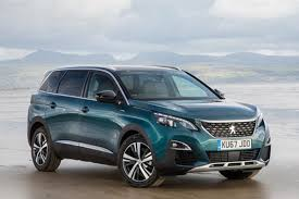 used peugeot suv peugeot 5008 suv from 2017 used prices parkers