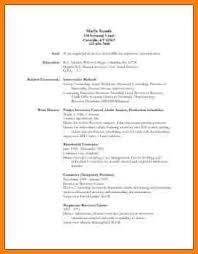 Html5 Resume