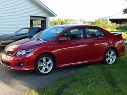 toyota corolla s 2009 for sale cleanmpg reviews the 2009 toyota corolla xrs cleanmpg