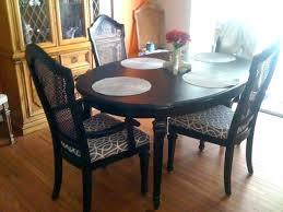 how to refinish veneer table refinish dining room table veneer top refinish dining room table