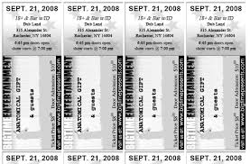 generic ticket template exol gbabogados co
