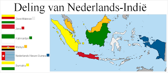 netherlands east indies map division of east indies by lamnay on deviantart