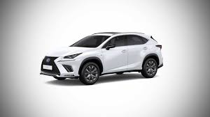 white lexus 2018 2018 lexus nx 300h showcased in india autobics
