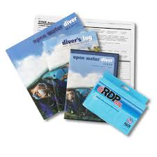open water crew pack padi course materials a1 scuba